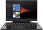 "Ноутбук HP OMEN 15-dh1020nr Intel Core i7 10750H 2600MHz/15.6""/1920x1080/8GB/512GB SSD/DVD нет/NVIDIA GeForce GTX 1660 Ti 6GB/Wi-Fi/Bluetooth/Windows 10 Home"