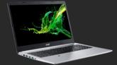 Ноутбук Acer Aspire 5 A515-44-R204 NX.HW4ER.0041920x1080, AMD Ryzen 5 2.3 ГГц, RAM 8 ГБ, SSD 512 ГБ, Win10 Home)