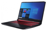"Ноутбук Acer Nitro 5 AN517-41-R6T6, 17.3"", IPS, AMD Ryzen 5 5600H 3.3ГГц, 8ГБ, 512ГБ SSD, Windows 10, NH.QARER.004, черный"