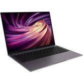 """Ноутбук HUAWEI MateBook X Pro 2020 (Intel Core i7 10510U 1800MHz/13.9""""/3000x2000/16GB/1TB SSD/NVIDIA GeForce MX250 2GB/Windows 10 Home) 53010VUK, космический серый"""