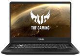"Ноутбук ASUS TUF Gaming FX705DU-H7129T (AMD Ryzen 7 3750H 2300MHz/17.3""/1920x1080/16GB/1000GB SSD/DVD нет/NVIDIA GeForce GTX 1660 Ti 6GB/Wi-Fi/Bluetooth/Windows 10 Home)"