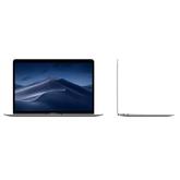 "Ноутбук Apple MacBook Air 13 with Retina display Late 2018 Intel Core i5 1600 MHz/13.3""/2560x1600/8GB/256GB SSD/DVD нет/Intel UHD Graphics 617/Wi-Fi/Bluetooth/macOS серый космос"