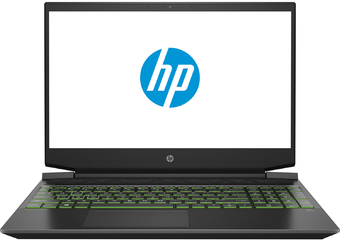 "Ноутбук HP PAVILION 17-cd1007ur Intel Core i7 10750H 2600MHz/17.3""/1920x1080/16GB/512GB SSD/DVD нет/NVIDIA GeForce GTX 1660 Ti MAX-Q 6GB/Wi-Fi/Bluetooth/DOS)"