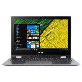 "Ноутбук Acer SPIN 1 (SP111-32N-C1AJ) (Intel Celeron N3350 1100 MHz/11.6""/1920x1080/4Gb/64Gb eMMC/DVD нет/Intel HD Graphics 505/Wi-Fi.Bluetooth/Windows 10 Home)"