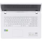 "Ноутбук ASUS R702UB-BX284T Intel Core i3 6006U 2000 MHz/17.3""/1600x900/6GB/1000GB HDD/DVD нет/NVIDIA GeForce MX110 2GB/Wi-Fi/Bluetooth/Windows 10 Home белый"