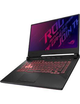 """Ноутбук ASUS ROG Strix G GL531GT-AL337 (Intel Core i7 9750H 2600MHz/15.6""""/1920x1080/8GB/512GB SSD/DVD нет/NVIDIA GeForce GTX 1650 4GB/Wi-Fi/Bluetooth/win 10"""