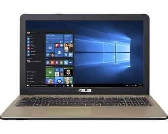 "Ноутбук ASUS X540NV Intel Pentium N4200 1100 MHz/15.6""/1366x768/4GB/500GB HDD/DVD нет/NVIDIA GeForce 920MX/Wi-Fi/Bluetooth/Windows 10 Home"