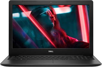 "Ноутбук DELL Inspiron 5593 Intel Core i5-1035G1 1000MHz/15.6""/1920x1080/8GB/512GB SSD/DVD нет/intel hd/Wi-Fi/Bluetooth/Windows 10 Home черный"