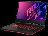 "Ноутбук ASUS ROG Strix G15 G512LU-HN131T Intel Core i7 10750H 2600MHz/15.6""/1920x1080/16GB/512GB SSD/DVD нет/NVIDIA GeForce GTX 1660 Ti 6GB/Wi-Fi/Bluetooth/Windows 10 Home"