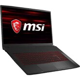 Ноутбук  MSI GF75 Thin 9SC-447RU