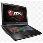 "Ноутбук MSI GT73EVR 7RE Titan Intel Core i7 7700HQ 2800 MHz/17.3""/1920x1080/16Gb/1128Gb HDD+SSD/DVD нет/NVIDIA GeForce GTX 1070/Wi-Fi/Bluetooth/Windows 10 Home"