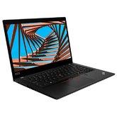 "Ноутбук Lenovo ThinkPad X390 20Q0000RRT Intel Core i7 8565U 1800 MHz/13.3""/1920x1080/16GB/512GB SSD/DVD нет/Intel UHD Graphics 620 null/Wi-Fi/Bluetooth/3G/LTE/Windows 10 Pro"
