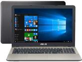 """Ноутбук ASUS X540SC-XX073T, 15.6"""", Intel Pentium N3700 1.6ГГц, 2ГБ, 500ГБ, nVidia GeForce 810M - 1024 Мб, Windows 10, 90NB0B21-M01290, черный"""